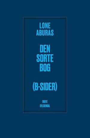 Dark blue background with the title and author written on front i light blue